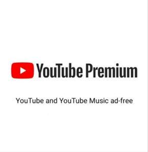 Free YouTube Premium Membership