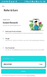 Netmeds Refer and Earn Offer