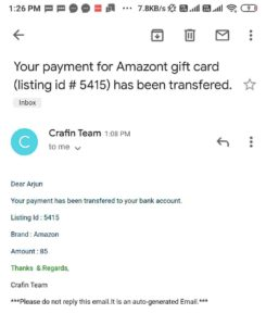 Transfer Amazon Pay Balance
