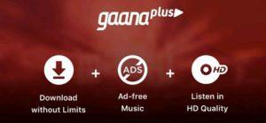 Gaana Free Subscription