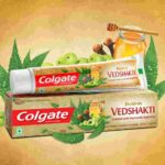 Kids & Vedshakti Toothpaste Colgate