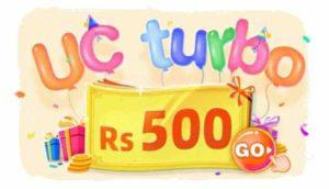 UC Turbo App Offer