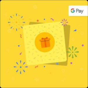 Google Pay UPI Offer