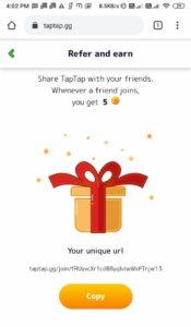TapTap Offer