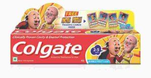 Free Sample Colgate