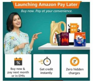 Amazon Pay Later Offer