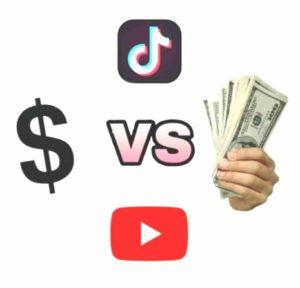 TikTok Vs YouTube