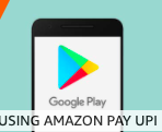 Amazon Google Play Recharge Offer