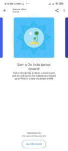 Go India Goa Event