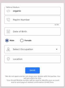 StarCash App Offer