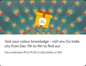 Go India Test Your Colour Knowledge