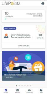 LifePoints Panel Survey