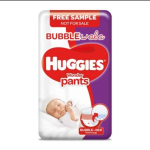 Free Sample Huggies
