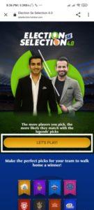 IPL Election Se Selection Contest