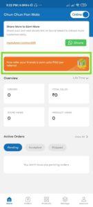 Dukaan App Refer Earn Offer