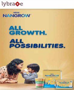 Free Sample Nestle Nangrow