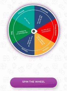 JioEngage Spin2Win Answers