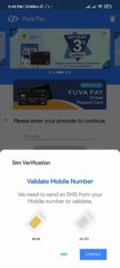 Yuva Pay Refer Earn Offer
