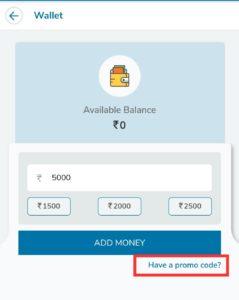 TalkCharge Add Money Offer