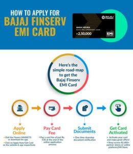 Apply for Online Bajaj Finserv Instra EMI Card