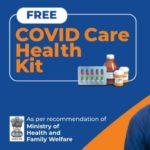Dhani COVID Care Health Kit Medicine Free
