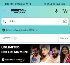 Watch Amazon MiniTv Free