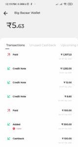 Big Bazaar Profit Club Card Offer