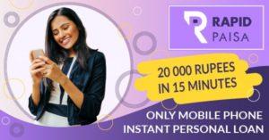Rapid Paisa App Loan Online