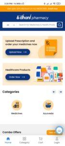 Dhani Pharmacy Promocode